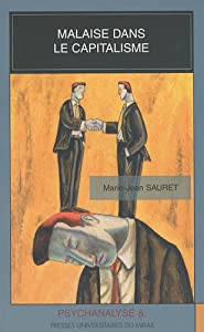 vignette de 'Malaise dans le capitalisme (Marie-Jean Sauret)'