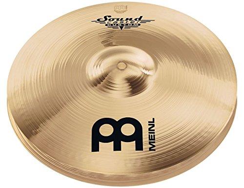 Meinl Cymbals SC14MH-B Soundcaster Custom Serie 35,5 cm (14 Zoll) Medium Hihat Brilliant Becken