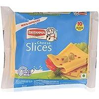 Britannia Cheese - Slices, 200g Pack