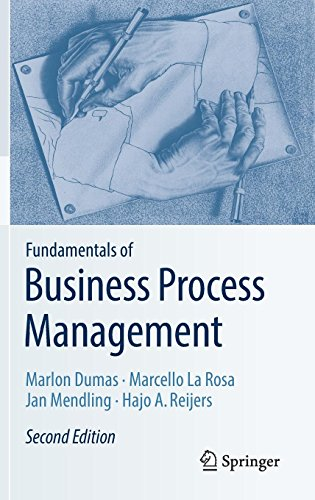 Fundamentals of Business Process Management by Springer