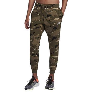820c6ce51624de Nike Men's Sportswear Club Camo Brushed Back Fleece Jogger AJ2111  (Large/Tall)