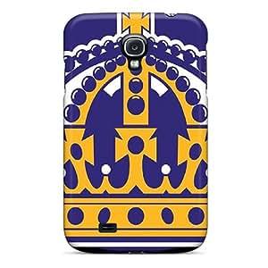 IanJoeyPatricia Samsung Galaxy S4 High Quality Hard Phone Case Custom Beautiful Los Angeles Kings Pictures [YWT2574iDMY]