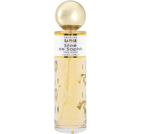 PARFUMS SAPHIR Siloé - Eau de Parfum con vaporizador para Mujer - 200 ml: Amazon.es: Belleza