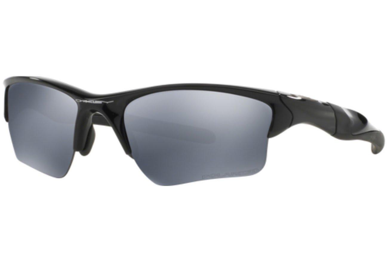 Oakley Half Jacket 2.0 Xl Polarized Sunglasses Black by Oakley