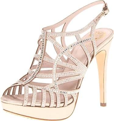 Vince Camuto Women's Janene Sandal,Glaze,10 M US