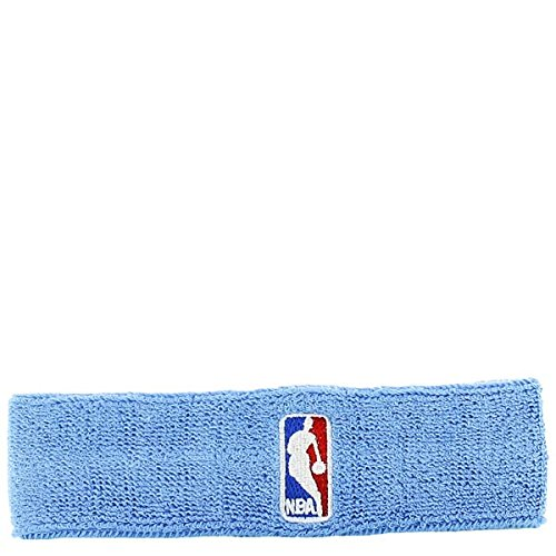 Official NBA Light Blue Headband by For Bare Feet