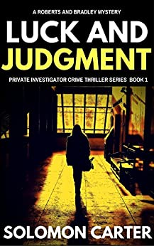 Luck Judgment Private Investigator Thriller ebook product image