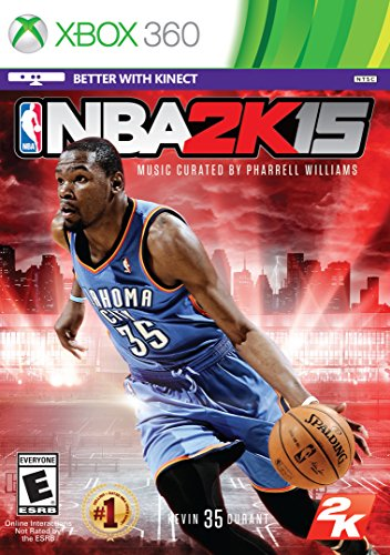NBA 2K15 - Xbox 360 (My Real Life Console compare prices)