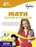 Math Games and Puzzles, Sylvan Learning Staff, 0375430431