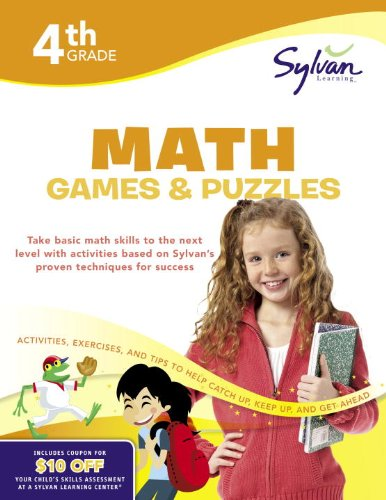 fourth-grade-math-games-puzzles-sylvan-workbooks-sylvan-math-workbooks