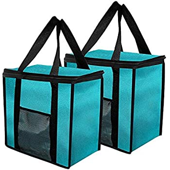 Amazon Com Earthwise Large Insulated Grocery Bag Shopping
