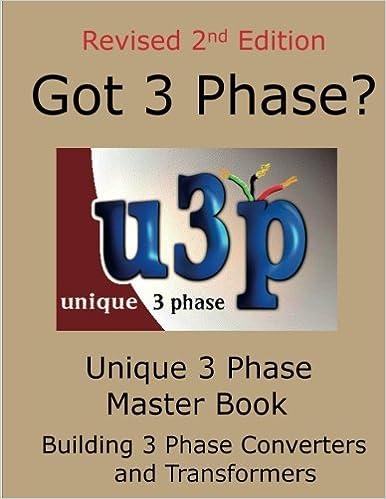 Unique 3 phase master book 2nd edition building 3 phase converters unique 3 phase master book 2nd edition building 3 phase converters and transformers mr douglas arndt 9781522890133 amazon books fandeluxe Images