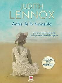 Antes de la tormenta par Lennox