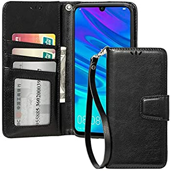 shemax huawei p smart 2019 honor 10 lite case magnetic flip wallet card slot bumper. Black Bedroom Furniture Sets. Home Design Ideas