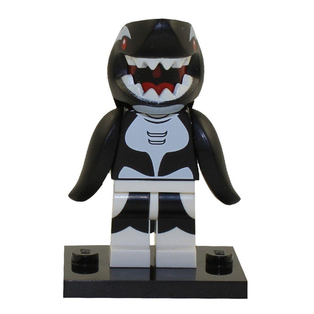 Lego The Batman Movie 71017 Bagged MIME Minifigure