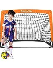 Dimples Excel Soccer Goal Kids Soccer Net for Backyard 4'x3', 1 Pack