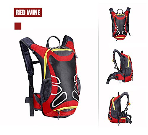 snail-shop-15l-waterproof-outdoor-riding-backpack-bag-daypack-hiking-camping-travel-bag-5-colorsred