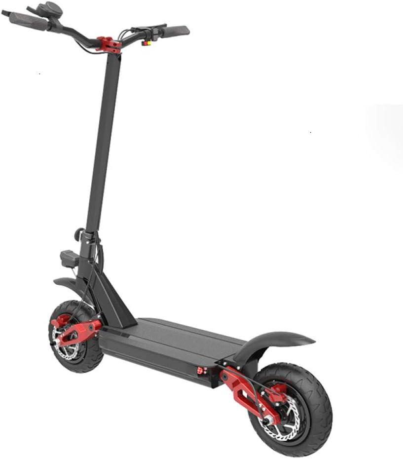 CZPF Plegable 2000W Ecorider 52V Off-Road Scooter Scooter eléctrico para Adultos