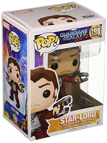 Funko Pop Movies  Guardians Of The Galaxy 2 Star Lord Toy Figure Styles May Vary