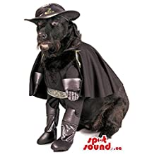 Very Cute Darth Vader Plush Dog Cat Pet Character Costume