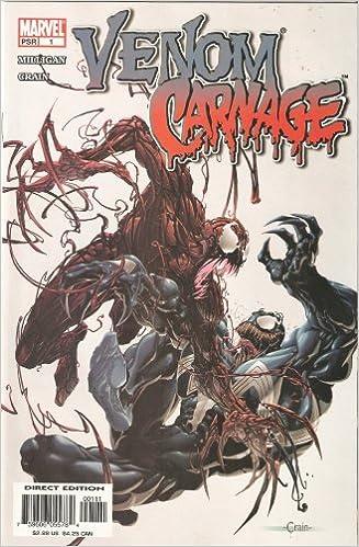 Venom Vs. Carnage #1 September 2004