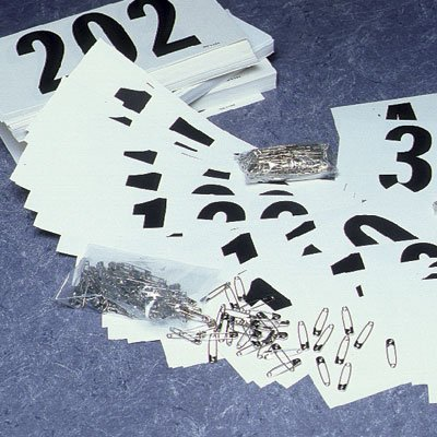 Competitors Numbers 301-400
