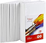 Artlicious Canvas Panels 48 Pack - 5 inch X 7 inch