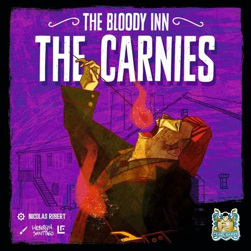 Fantasy Flight Games The Bloody Inn: The Carnies