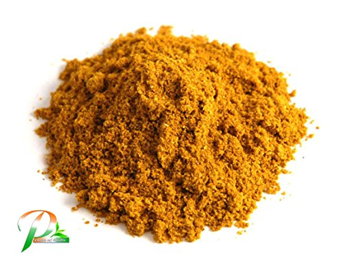 Pride Of India - Natural Tikka Curry Masala Seasoning Simmer Spice Blend Powder, Half Pound (227gm) - Perfect for Chicken Tikka Curry, Veg Sizzlers & Kabob Skewers, Making Indian Cooking ()
