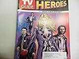 Tv Guide (Heroes) 'Sendhil Ramamurthy' 'Ali Larter' Nov2007