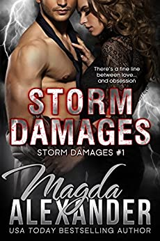 Storm Damages by [Alexander, Magda]