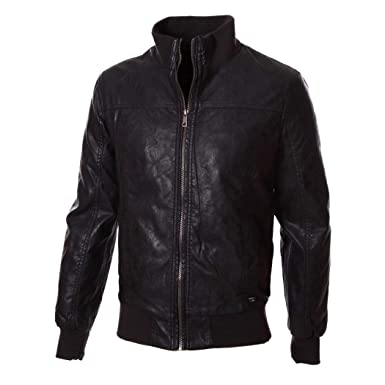 finest selection 9ef7a d0895 My Ecopelle Uomo Hood In Jacket Giubbino Giacca Giubbotto ...