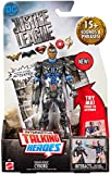 DC Comics Talking Heroes Stealth Attack Cyborg Action Figure
