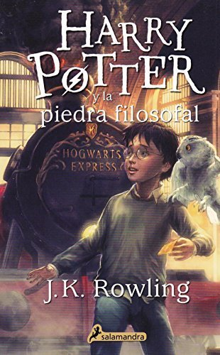 Harry Potter Spanish 7-Book Set