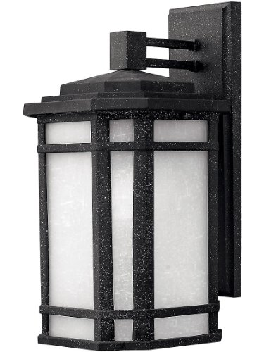 - Cherry Creek Large Entry Light In Vintage Black