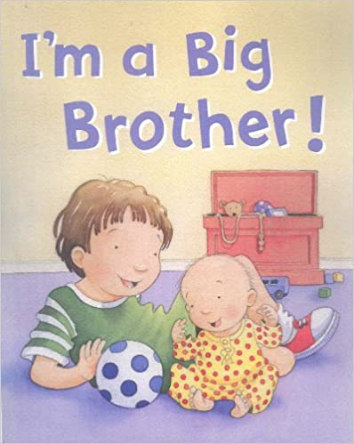 I'm a Big Brother! (Padded Large Learner)