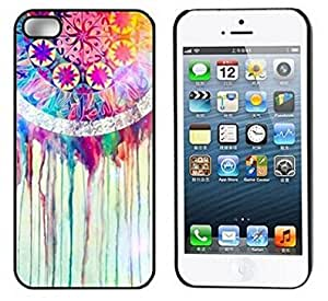 Season.C New arrival Fashional Individualized Colorful Dream Catcher Hard Back Case Cover for iPhone 4 4S