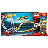 Hot Wheels - Pista de carreras (Mattel X2586)