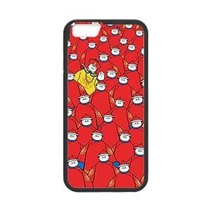 the Case Shop- Customizable Baymax iPhone 6 4.7 Inch TPU Rubber Hard Back Case Cover Skin , i6xq-253