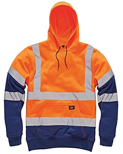 Dickies Workwear Visibility Sweatshirt Hoodie