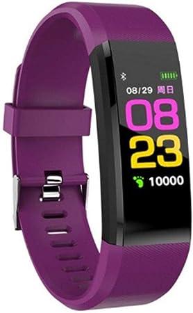 Imagen deIiloens Moda Impermeable Monitor de frecuencia cardíaca Bluetooth Smartwatch Regalo Smartwatches