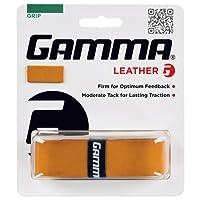 Gamma deportivo tenis raqueta de cuero empuñadura de repuesto