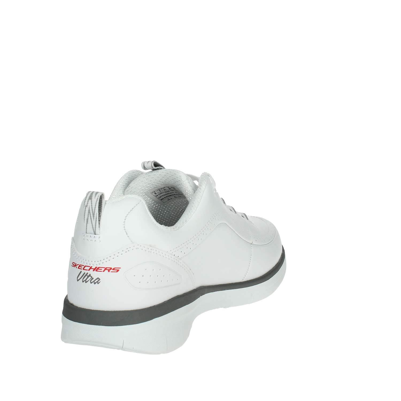 Skechers Skechers Skechers Uomo Sinergy 2.0 WESTMARSH bianca