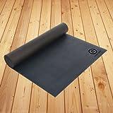 Natural Fitness Hero Yoga Mat (24 x 72-Inch x 6-mm)