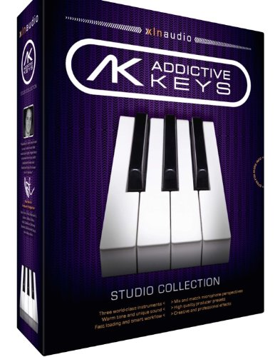Price comparison product image XLN Addictive Keys Studio Collection