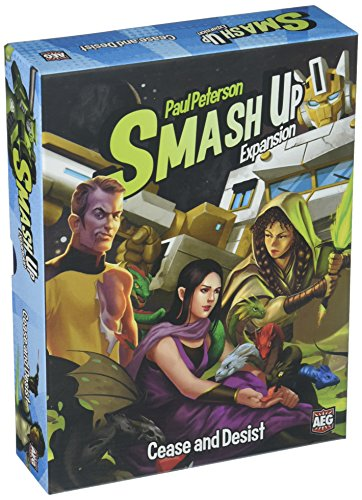 Smash Up: Cease & Desist