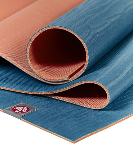 Manduka EKO Lite Yoga and Pilates Mat - Bondi Blue - 4mm x 68