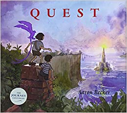 Image result for quest aaron becker