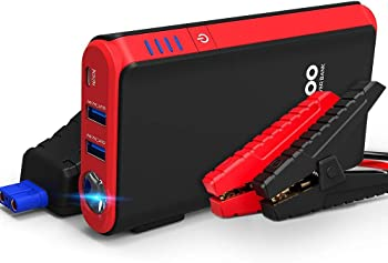 Gooloo GP80 Quick Charge In & Out 500A Peak Car Jump Starter