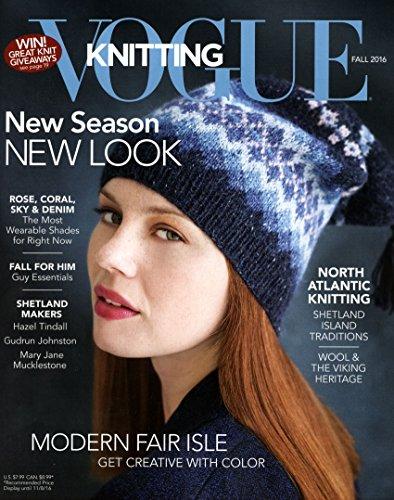 Vogue Knitting Magazine Fall - Knitting Vogue Magazine
